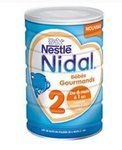 NESTLE NIDAL 2 BÉBÉS GOURMANDS  X2
