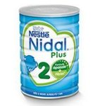 NESTLE NIDAL PLUS 2  X2
