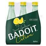 BADOIT CITRON 50 cl